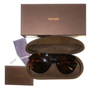 Tom Ford Felix Aviator Sunglasses - never worn!